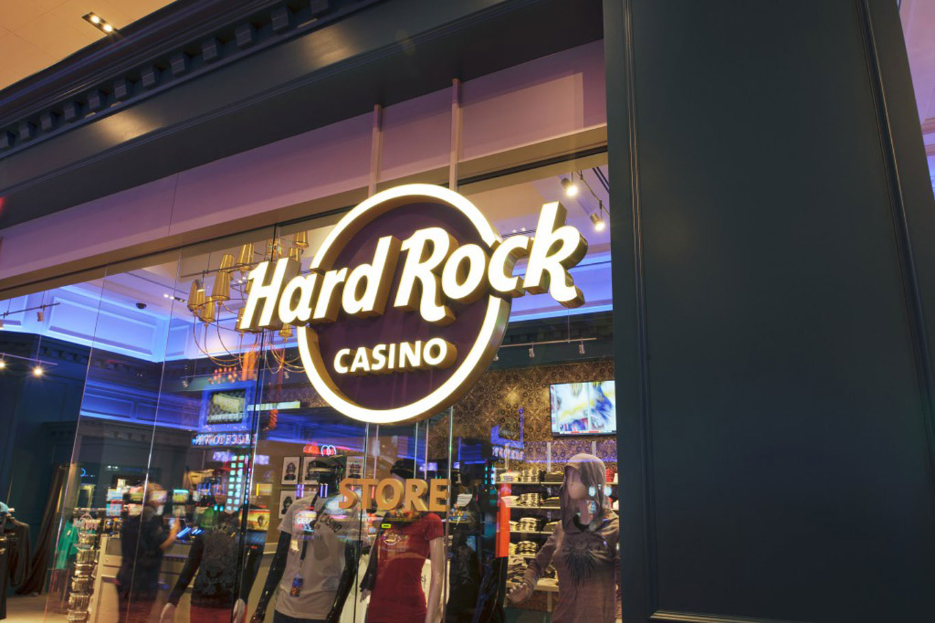 Great Canadian Casinos