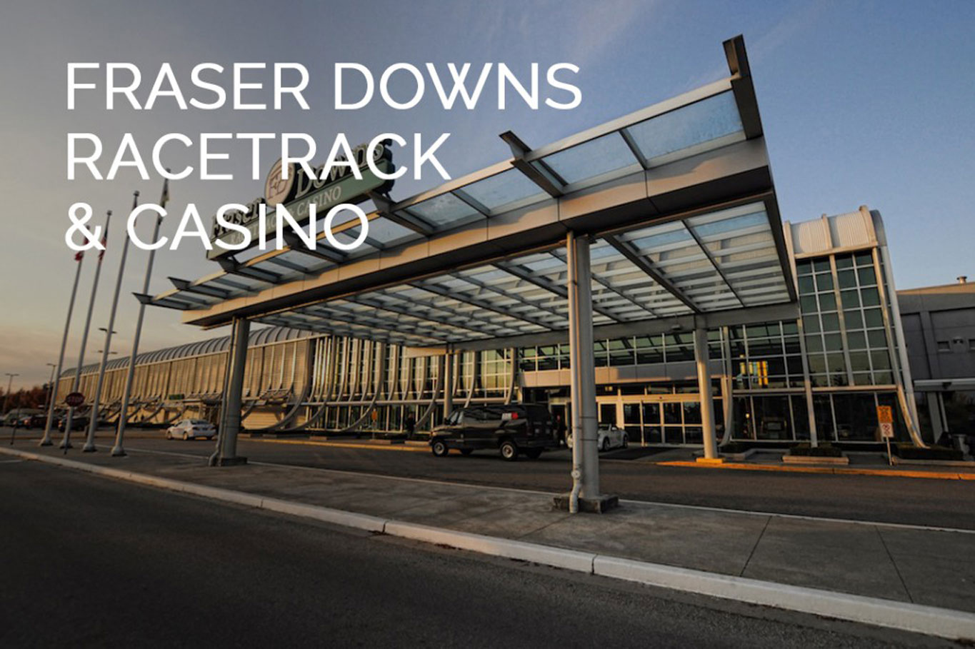 fraser downs racetrack and casino essay